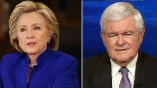 Newt Gingrich on how e-mail saga will impact Hillary