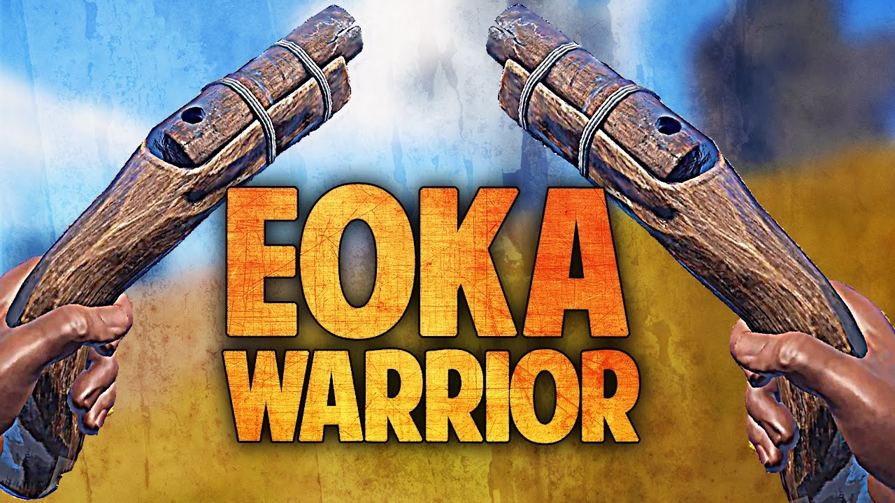 EOKA WARRIOR - Rust - Ep. 15 - YouTube