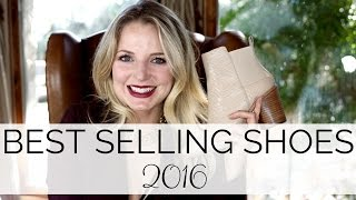 Top 5 Best Selling Shoes & Boots of 2016 + My Top 5 Favorites | BusbeeStyle com