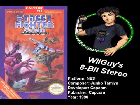Street Fighter 2010 The Final Fight Nes Soundtrack 8bitstereo