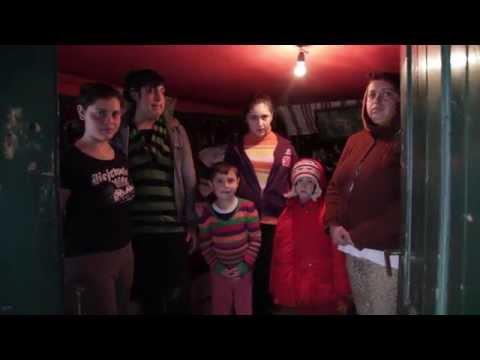 A family in Polovragi