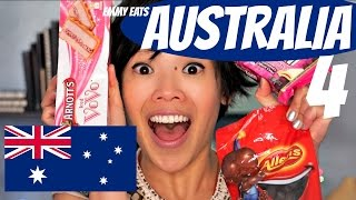Emmy Eats Australia 4 - tasting more Aussie sweets