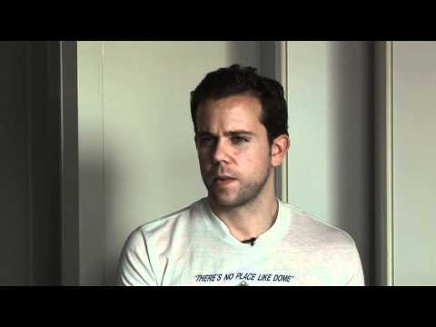 M83 interview - Anthony Gonzalez (part 1)