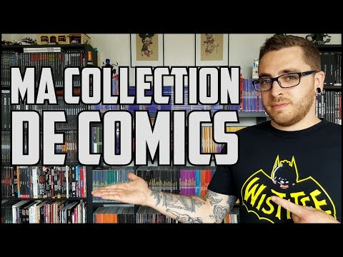 MA COLLECTION DE COMICS