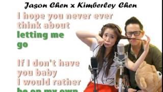 "LYRICS ""Baby I Love You x Regular Friends"" Jason x Kimberley"