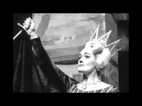 [1962 original pitch] Joan Sutherland - Der Hölle Rache kocht in meinem Herzen