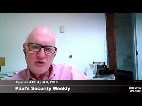 Security Weekly #413 - Interview with Steve Crocker
