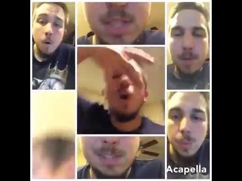 Hit Em Up Acapella