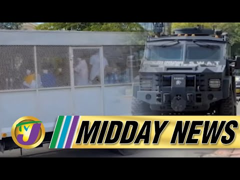 Alleged Clansman Gang Members Plead Not Guilty | Elevated Security for Trial | TVJ Midday News