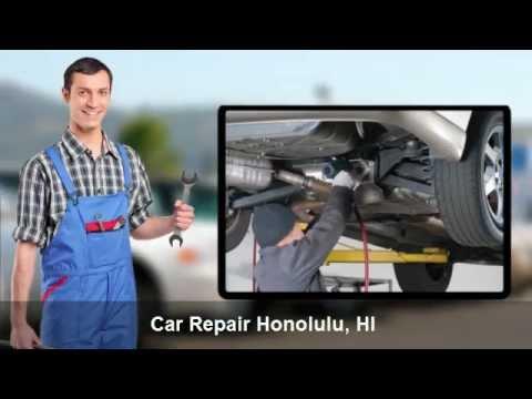 Emergency Car Repair Honolulu   Auto Repair Honolulu HI