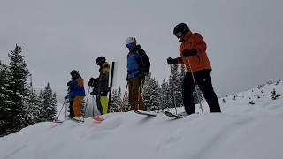 Winter Park Resort Colorado - Platinum Tracks Ski Camp - Day 3 - 12/5/2018