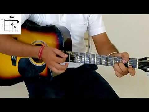 Chan Kitthan | Ayushmann | Guitar Lesson |