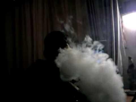 how to prepare coals for a smoking