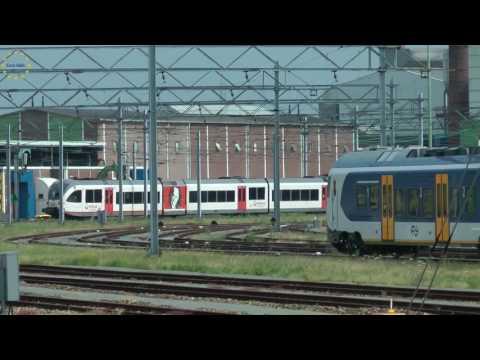 Euro Rails 193 - Veolia Transport op de Heuvellandlijn deel 2