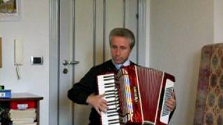Tarantella Napoletana from The Godfather (Il Padrino) accordion acordeon accordeon akordeon