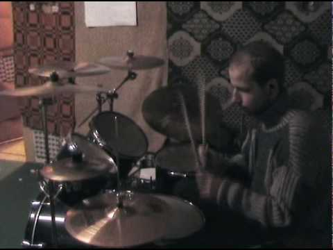 Edguy - Wings of a dream drum cover