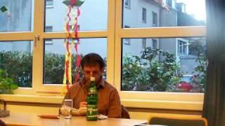 """Sigi Domke liest den """"Froschkönig"""" aus dem Buch """"Wie sieht denn die Omma aus"""""""
