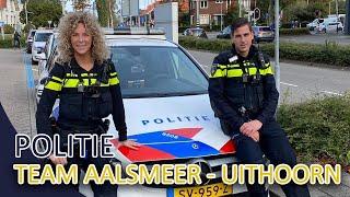 Politie | Team Aalsmeer  Uithoorn | Burenruzie, Ongeval, ruzie met een knuppel en meer.