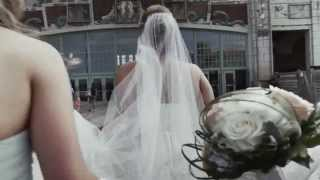 Jordyn + Kyren : Highlight : 4K : NJ Wedding Cinematography + Photography : Berkley Oceanfront Hotel