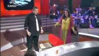 Ata Demirer - Oya Aydoğan - Fransızca Emrah Filmi