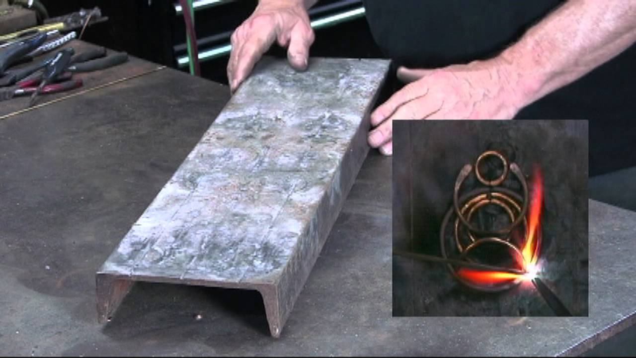 Welding Table Amp Heat Sink Youtube