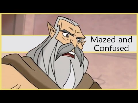 Class of the Titans - Mazed and Confused