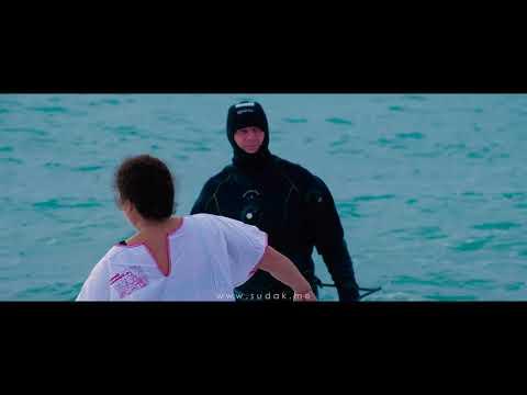 Алексей Рогожин: Крещенские купания в Судаке (19 января 2019)