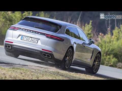 Porsche Panamera Turbo Sport Turismo / Track POV/  Sachsenring -  AUTO BILD SPORTSCARS