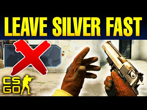 Top 10 Reasons You Are Stuck At Silver In CS:GO
