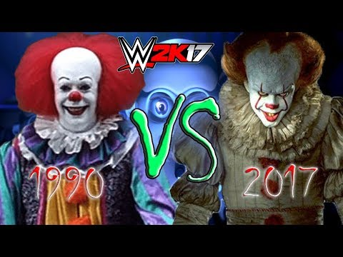 IT vs IT! WHICH PENNYWISE WILL WIN on MONDAY NIGHT MAYHEM