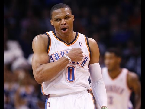 Russell Westbrook's Top 10 Dunks Of His Career