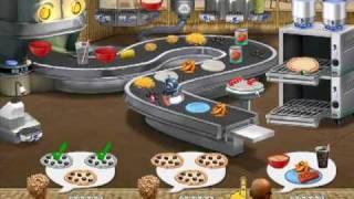 Burger Shop 2 Level 94 ~ 99