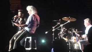 """Queen & Adam Lambert """"Love Kills"""" The Forum July 3, 2014"""