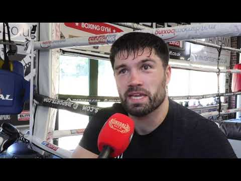 'I HAVE ACCEPTED AN OFFER TO FIGHT CHRIS EUBANK JR' - REVEALS JOHN RYDER, TALKS SAUNDERS POSSIBILITY