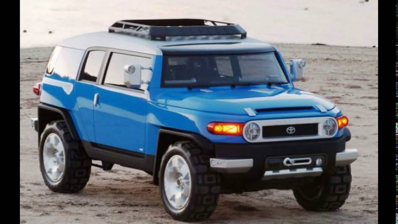2017 toyota fj cruiser concept redesign changes release. Black Bedroom Furniture Sets. Home Design Ideas