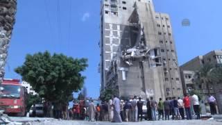ارتفاع ضحايا العملية الإسرائيلية على غزة إلى 606 قتلى و3700 مصاب