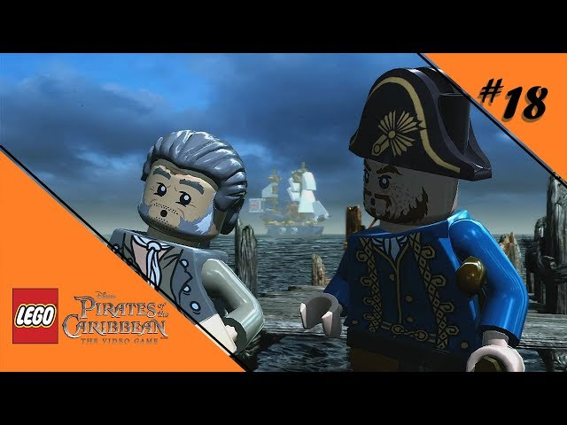 WHITE CAP BAY ☠ Let's Play LEGO Pirates of the Caribbean #18