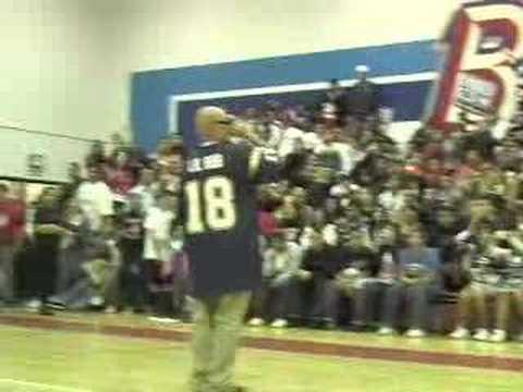 Power 106 Garfield High School Basketball Fundraiser