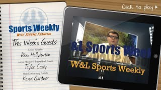 W&L Sports Weekly for January 23, 2019