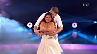 Saara Aalto and Hamish Gaman - Dancing on Ice 2019 Semi final - Full performance – Defying Gravity