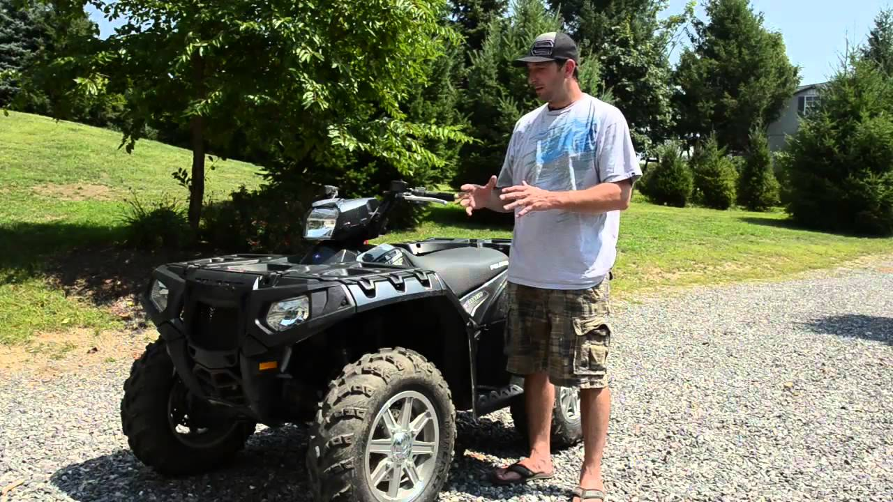 atv review polaris sportsman 550 youtube. Black Bedroom Furniture Sets. Home Design Ideas