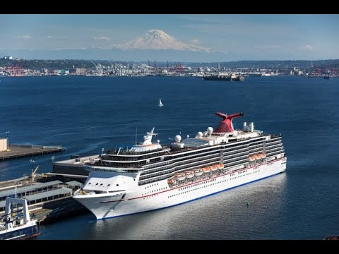 Alaska Cruise Day 1 - Boarding the Carnival Legend!