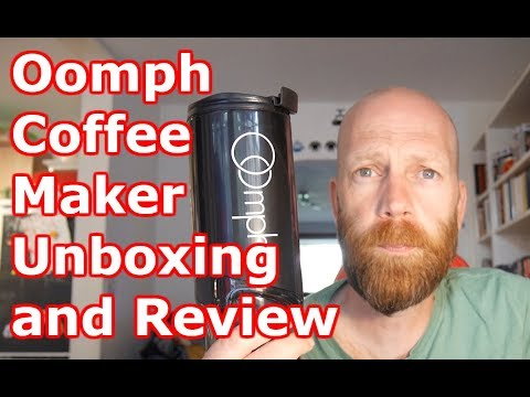 Oomph Portable Coffee Maker – Unboxing and Review