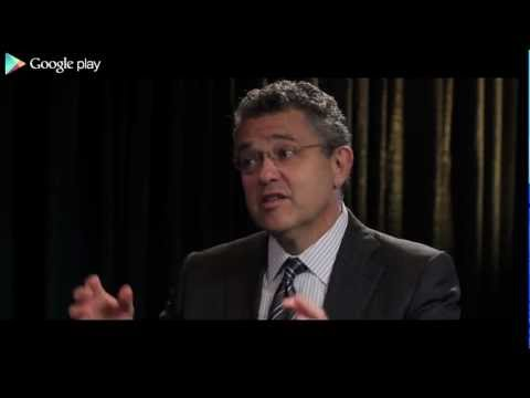 Jeffrey Toobin: Office Hours with Google Play