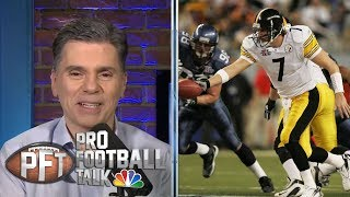 Worst Super Bowl QB performances of all-time | Pro Football Talk | NBC Sports