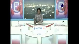 JOURNAL 20H - EQUINOXE TV DU 22 11 2017