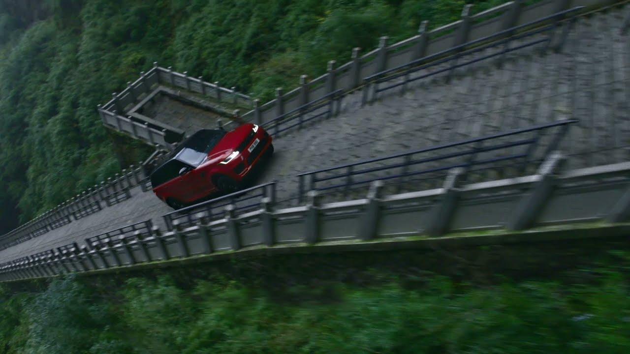 1 Milyondan Fazla Range Rover Sport Dünyanın Tüm Yollarında   Land Rover Türkiye