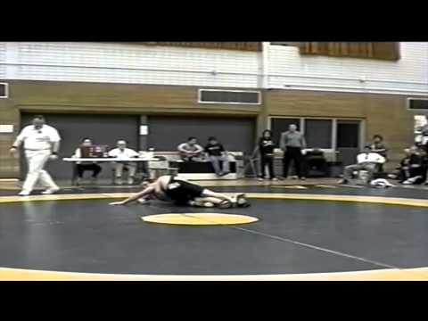 2001 Dual Meet: 72 kg Sasha Koustov (UofS) vs. Jens Reuter (UofA)