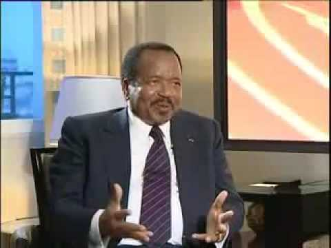 Interview de Paul Biya à France 24 Partie 4/4 [AMTv - CAMEROUN]