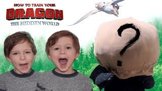 How to Train Your Dragon 3: The Hidden World. Dragon Master Hacks Toys -  Chase and Cole Adventures